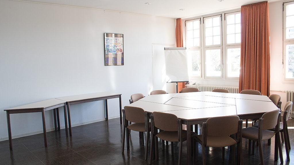Der Seminarraum